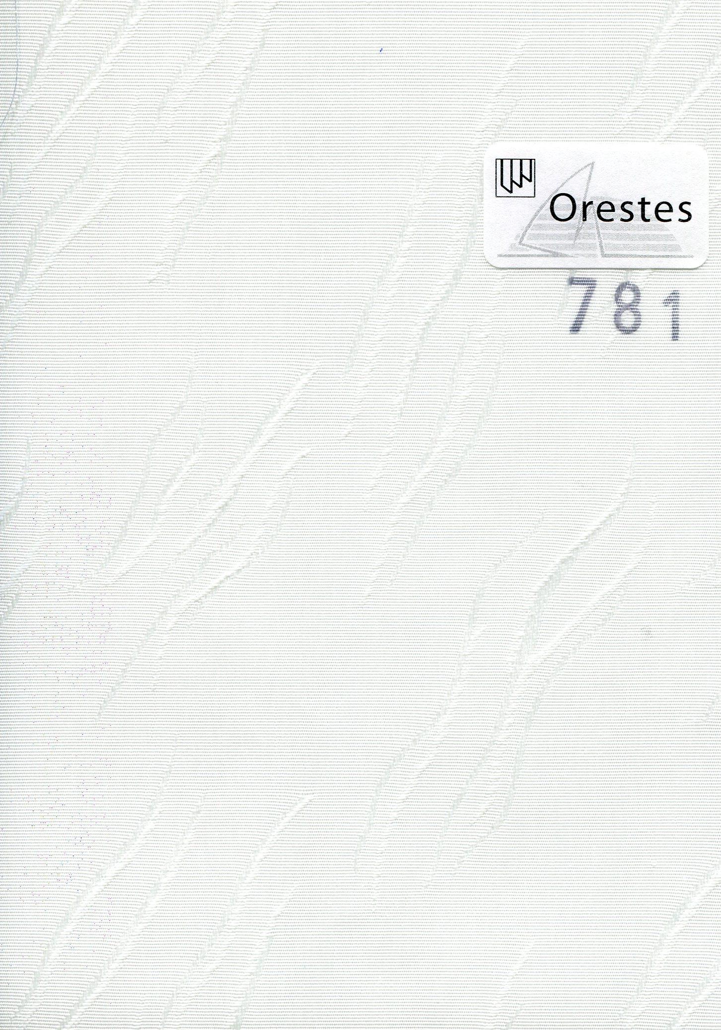 Orestes 781