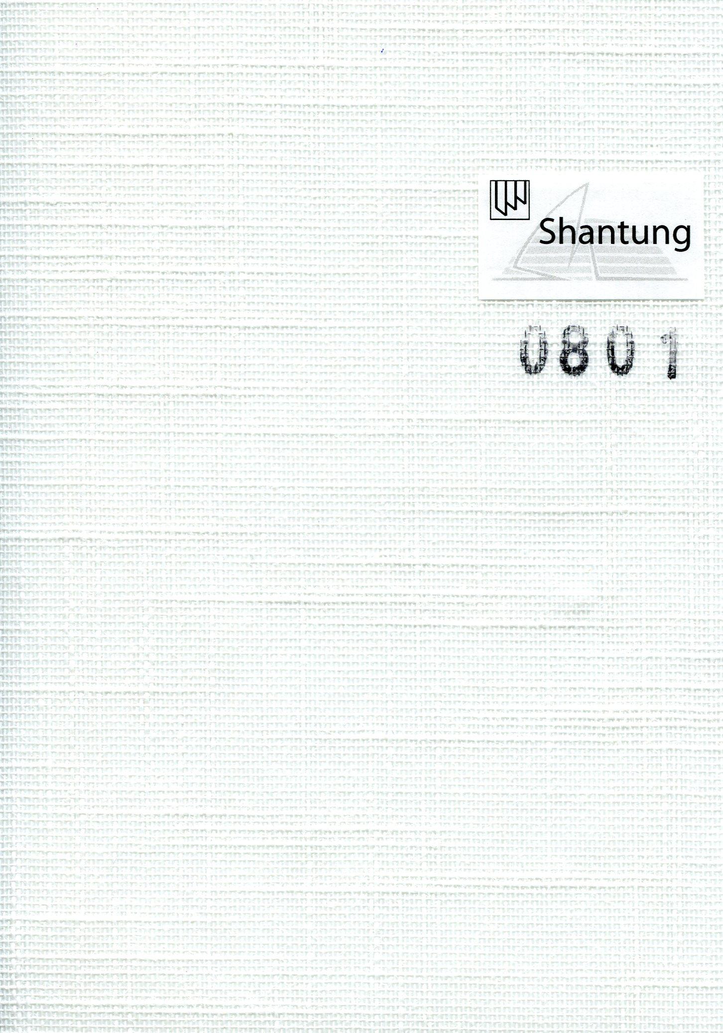 Shantung 0801
