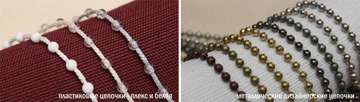 дизайнерские цепочки coulisse Вышгород